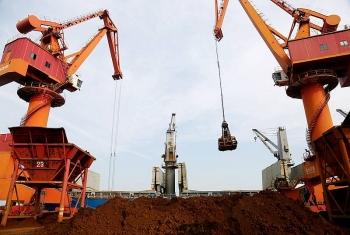 Hải quan Trung Quốc đơn giản hóa kiểm tra hải quan đối với quặng sắt nhập khẩu