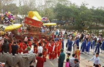 Khai mạc nhiều lễ hội lớn ở miền Bắc