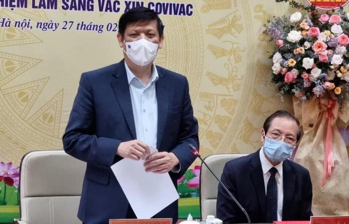 Vingroup tài trợ 20 tỉ đồng nghiên cứu thử nghiệm lâm sàng vắc xin