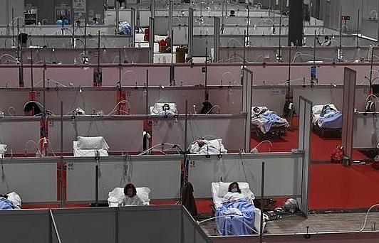 Thế giới tăng 7.334 ca tử vong do Covid-19 sau một ngày