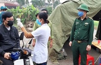Chưa thể tìm ra F0 của bệnh nhân 251 song có khả năng bệnh nhân bị lây tại Hà Nam