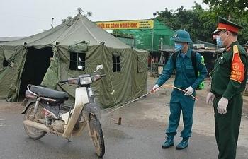 Thành lập tổ công tác đặc biệt hỗ trợ Hà Nội dập dịch Covid-19