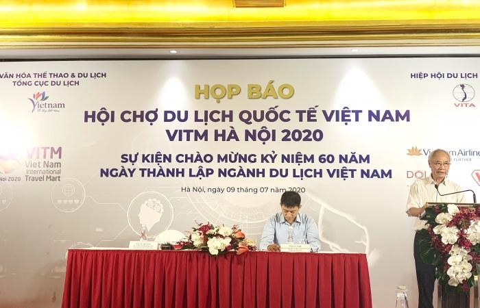 Gần 500 doanh nghiệp đăng ký dự Hội chợ du lịch quốc tế VITM Hà Nội 2020