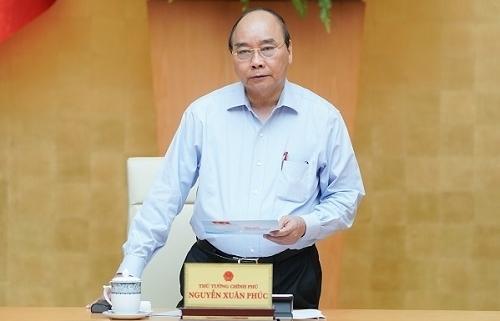 Thủ tướng Chính phủ: Xem xét mở lại một số đường bay thương mại