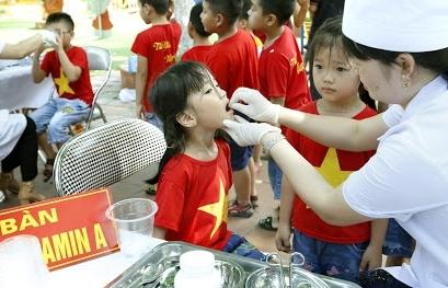 Hơn 22% trẻ em Việt bị suy dinh dưỡng, thấp còi