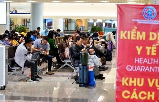 Bộ Y tế đưa ra dự kiến quy trình cách ly khi mở lại các chuyến bay thương mại