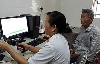 Năm 2020: Tối thiểu 80% người dân được lập hồ sơ sức khỏe điện tử