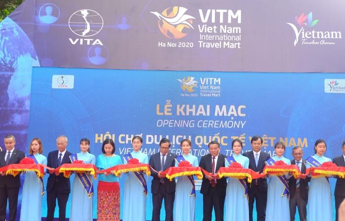 Hàng nghìn tour, vé máy bay giá rẻ tại Hội chợ Du lịch quốc tế 2020