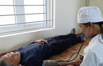 Trạm Y tế xã giảm bệnh nhân vì thông tuyến