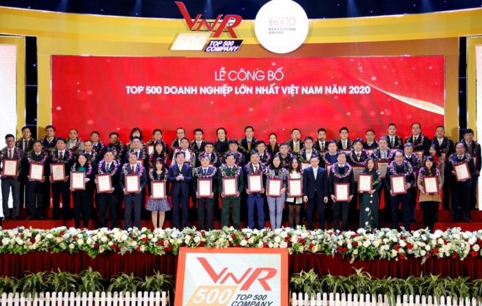 Đất Xanh tiếp tục được vinh danh Top 10 doanh nghiệp BĐS tư nhân lớn nhất Việt Nam năm 2020