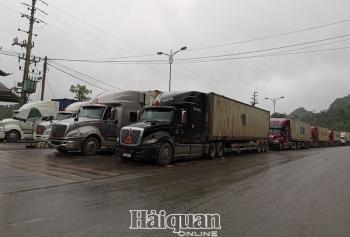 Cấp bách tìm giải pháp giảm ùn ứ nông sản tại các cửa khẩu Lạng Sơn