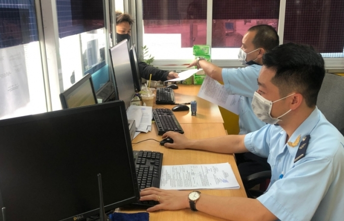 Hướng dẫn khai báo thông tin về số lượng hàng hóa trên C/O mẫu AJ