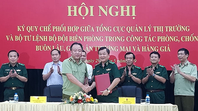 quan ly thi truong bo doi bien phong phoi hop phong chong buon lau va gian lan thuong mai