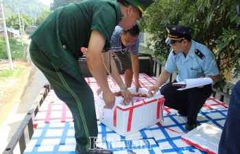 Lạng Sơn: Xây dựng phương án tạo thuận lợi cho hoa quả tươi xuất khẩu