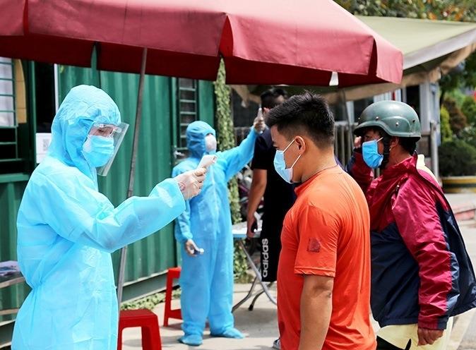 Lạng Sơn: Siết kiểm soát y tế đối với lái xe, chủ hàng đến cửa khẩu