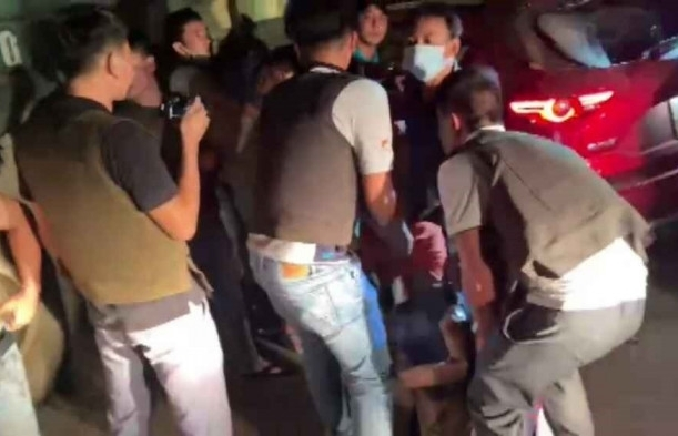 Nghệ An: Công an vây bắt hai trùm ma túy khét tiếng