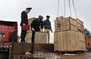 Hải quan Lạng Sơn: Kiểm soát chặt chống gian lận, giả mạo xuất xứ hàng hóa