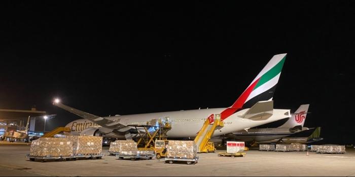 Emirates SkyCargo- 15 năm mang hàng Việt ra thế giới