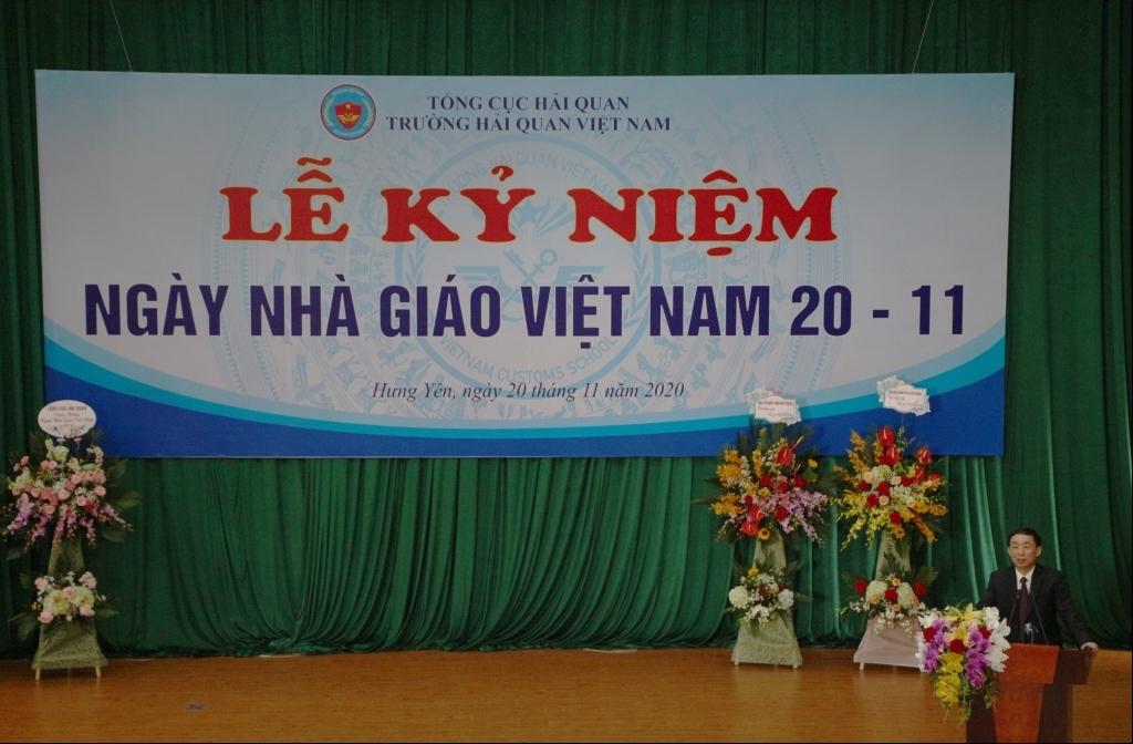 Trường Hải quan Việt Nam đảm bảo kế hoạch đào tạo dù bị gián đoạn bởi dịch Covid-19
