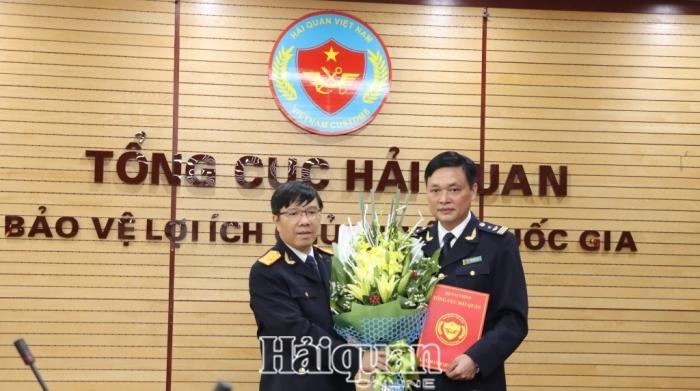 Bổ nhiệm trưởng phòng thuộc Cục Hải quan Lạng Sơn làm Phó Cục trưởng Cục Thuế XNK