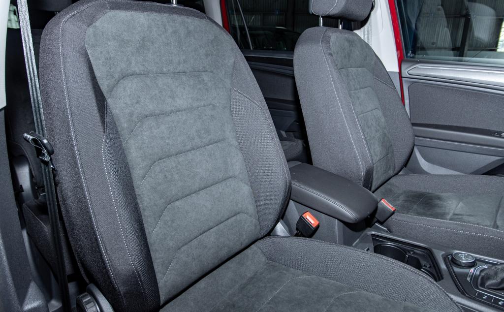 Tiguan Luxury S và Tiguan Elegance phiên bản nâng cấp có gì mới?