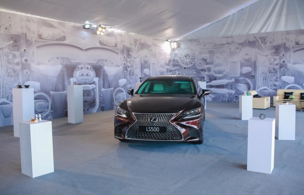 """Trải nghiệm Lexus Signature 2021: """"Bản hoà ca giữa những mặt đối lập"""""""