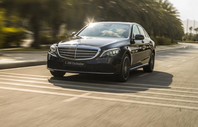Mercedes-Benz Việt Nam ẩn tính năng Active Parking Assist trên các mẫu xe