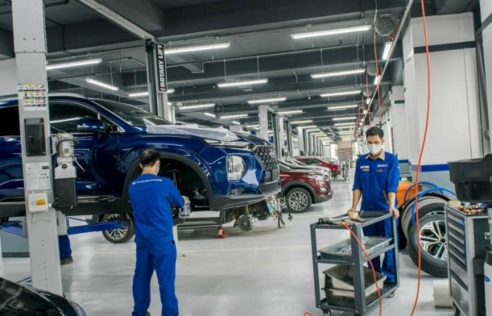 Các mẫu xe du lịch Hyundai được TC Motor nâng mức bảo hành lên 5 năm