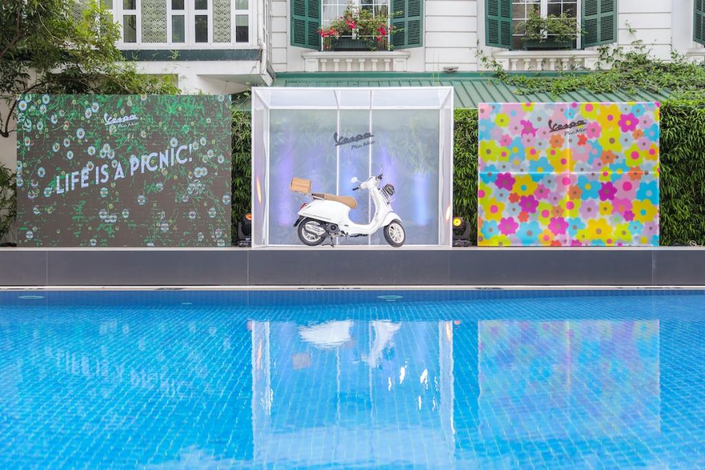 Vespa PicNic – Một trải nghiệm đặc biệt đến từ Piaggio