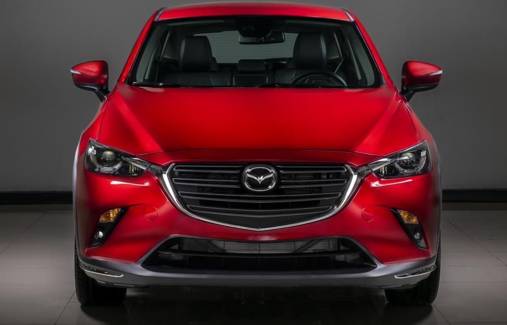 SUV đô thị Mazda CX-3 ra mắt thị trường với giá bán từ 629 triệu đồng