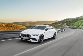 Có giá 6,299 tỷ đồng, Mercedes-AMG GT 53 4MATIC+ 4 cửa Coupe có gì ngoài tốc độ?
