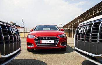 Audi A4 2020 chính thức trở lại thị trường Việt Nam