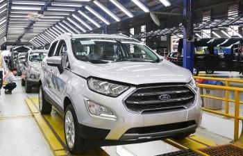 Thị trường ô tô tháng 4: Sụt giảm và tồn kho