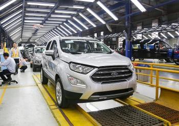 Tổng cục Thuế triển khai giảm 50% lệ phí trước bạ với ô tô sản xuất trong nước
