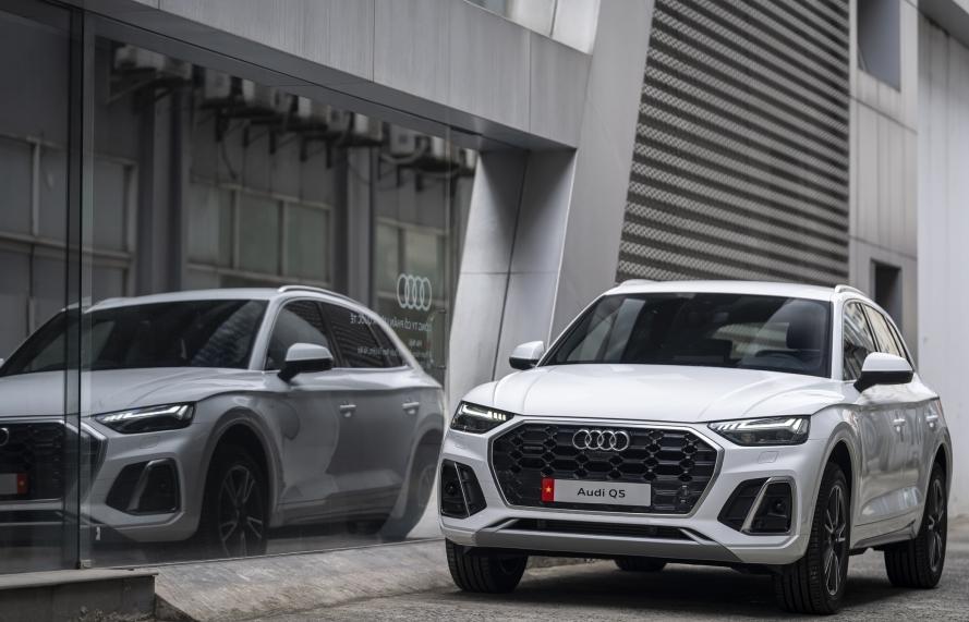 Nâng cấp thêm nhiều trang bị cao cấp, Audi Q5 2021 chính thức ra mắt tại Việt Nam