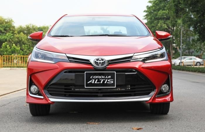 Toyota Corolla 2020 – Phiên bản mới giá giảm