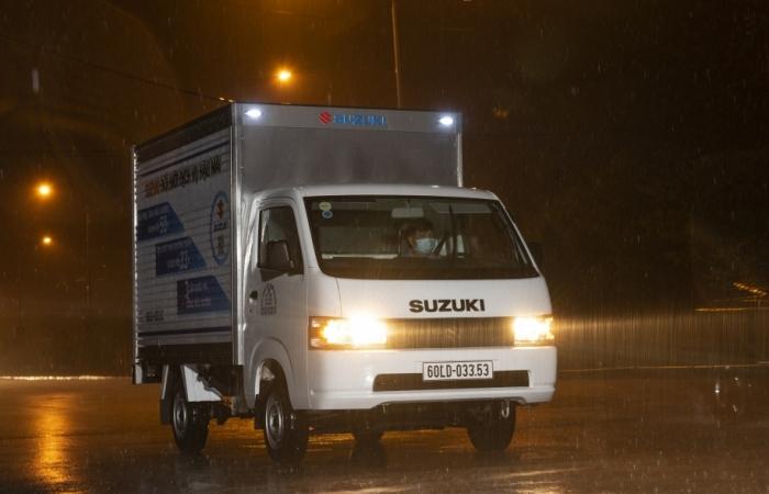 Suzuki Super Carry Pro – Lựa chọn thông minh tăng thu nhập hiệu quả