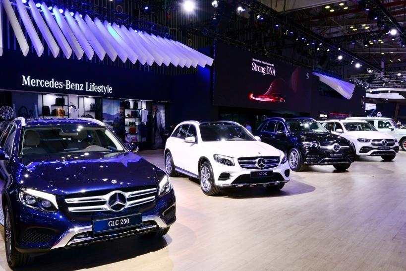 Mercedes-Benz Việt Nam áp dụng ưu đãi hấp dẫn trong tháng 9