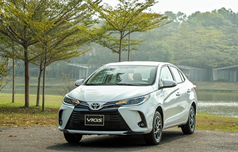 Toyota Việt Nam ưu đãi cho Vios lên tới 34,5 triệu đồng