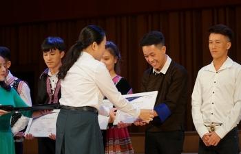 Toyota tặng 85 suất học bổng cho sinh viên âm nhạc