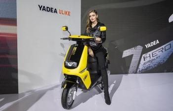 YADEA G5 - Thêm một đối thủ mạnh trên thị trường xe máy điện cao cấp