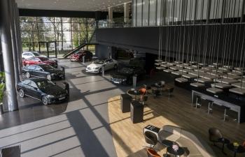Mercedes-Benz khai trương đại lý tiêu chuẩn MAR 2020 đầu tiên tại Việt Nam