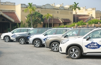 Subaru Forester 2019: Đẳng cấp đến từ một mẫu xe sang