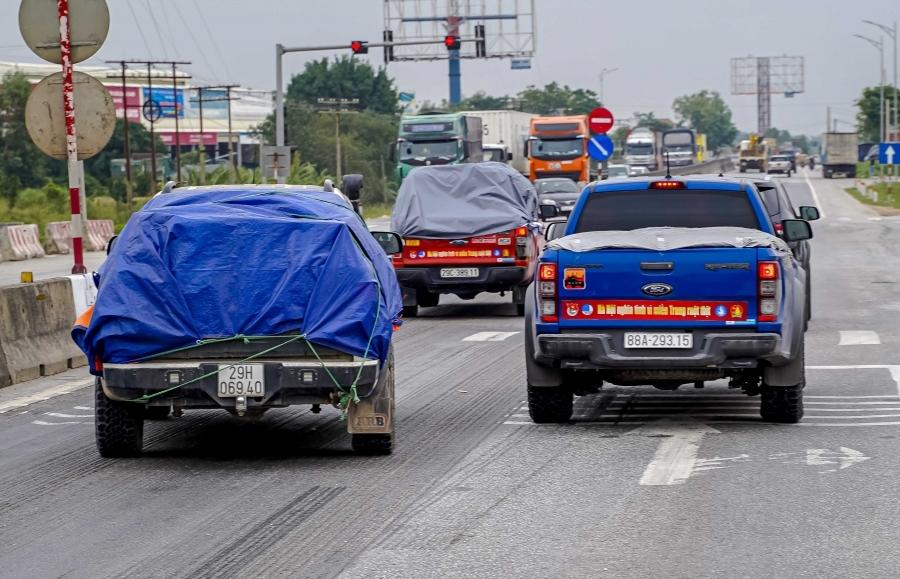 Ford Việt Nam hỗ trợ 640 hộ dân tại miền Trung chịu thiệt hại của mưa lũ