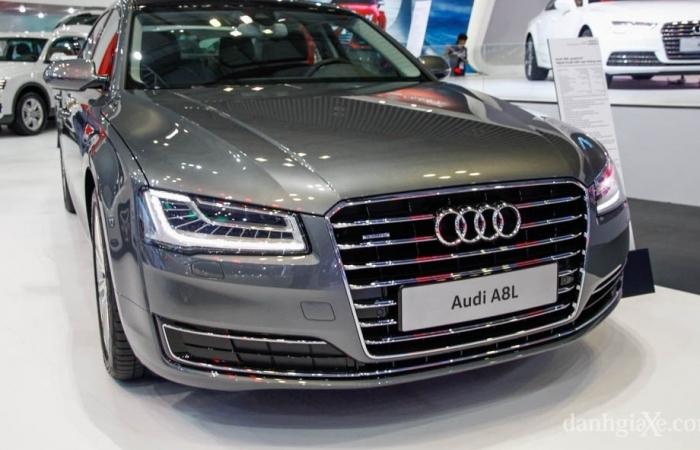 Audi Việt Nam triệu hồi 33 chiếc Audi A8L bị lỗi gioăng cao su