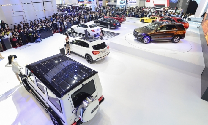 Mercedes-Benz Việt Nam: 25 năm trở thành thương hiệu xe sang bán chạy nhất Việt Nam