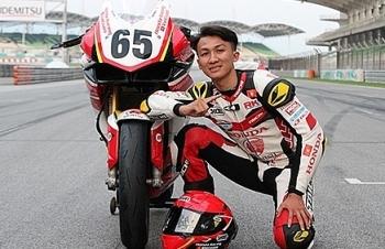 Lần đầu tiên Việt Nam có một tay đua vô địch ở một giải đua xe quốc tế