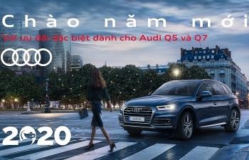 Audi Việt Nam hỗ trợ 200 triệu cho Audi Q5 và 300 triệu cho Q7