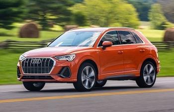 Audi Việt Nam triệu hồi Audi Q3