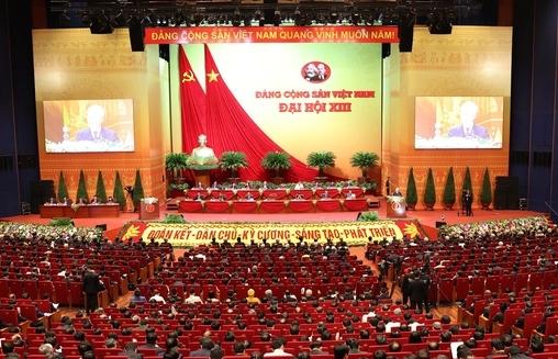 Đại hội XIII của Đảng xem xét công tác nhân sự Ban Chấp hành Trung ương khóa XIII
